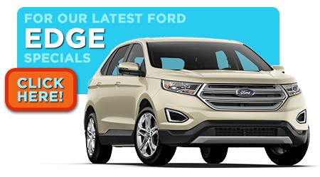 New Ford Edge Specials Serving Wichita, KS