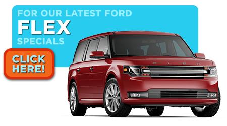 New Ford Flex Specials Serving Wichita, KS