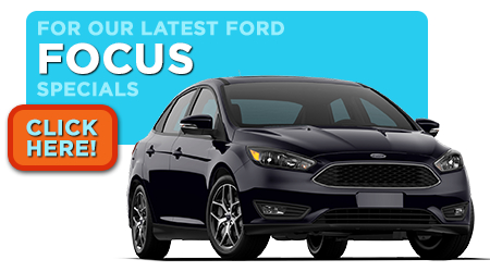 New Ford Focus Specials Serving Wichita, KS