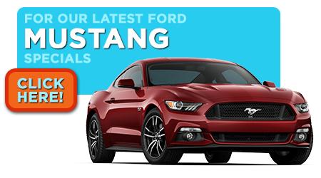 New Ford Mustang Specials Serving Wichita, KS