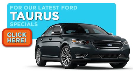 New Ford Taurus Specials Serving Wichita, KS