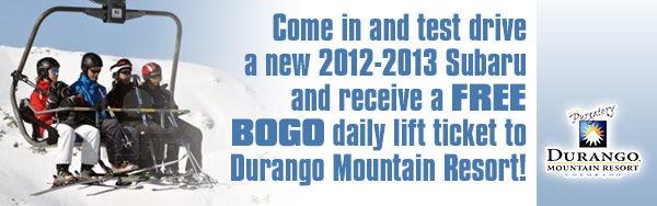Durango Mountain Resort Free Bogo Daily Lift Ticket Albuquerque, New Mexico
