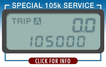 Sacramento Subaru Special 105k Miles Maintenance Service Plan, Auburn, CA Car Repair