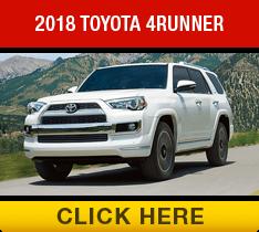 Click to compare the 2018 Dodge Durango vs 2018 Toyota 4Runner models at Eddy's Chrysler Dodge Dodge Ram in Wichita, KS
