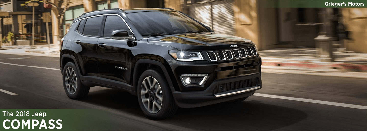 New 2018 Jeep Compass Info Jeep Compact Suv Research