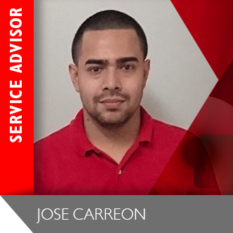 Jose Carreon Service Advisor