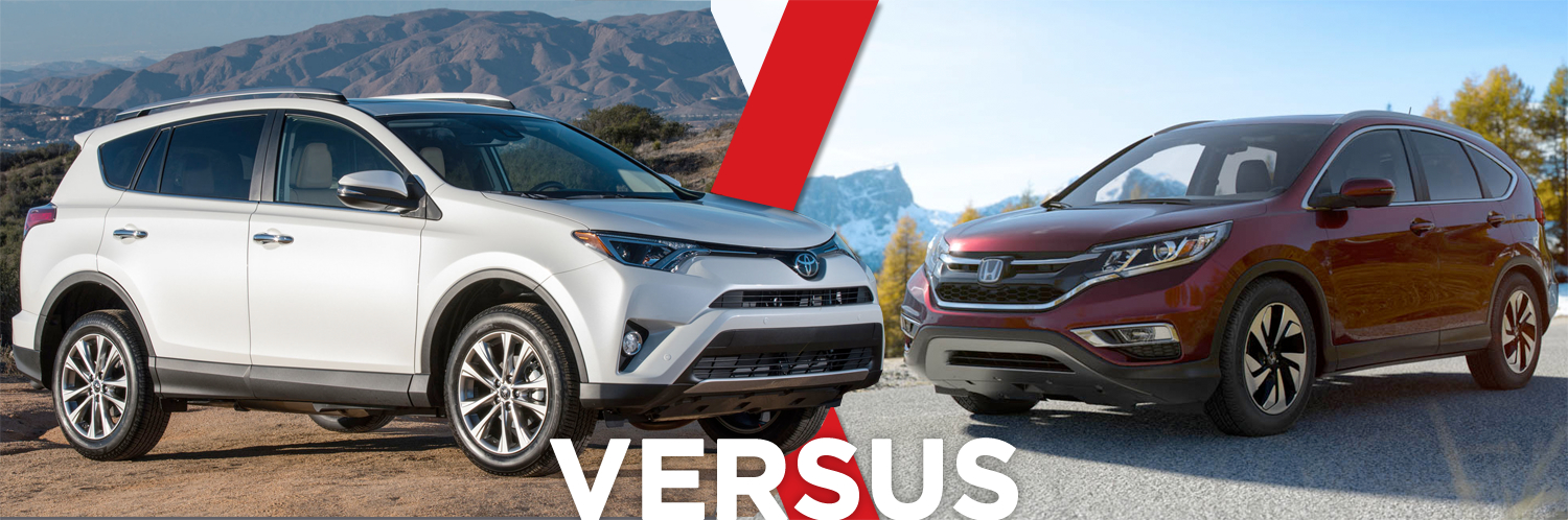 Crv vs toyota rav autos post for Honda rav 4