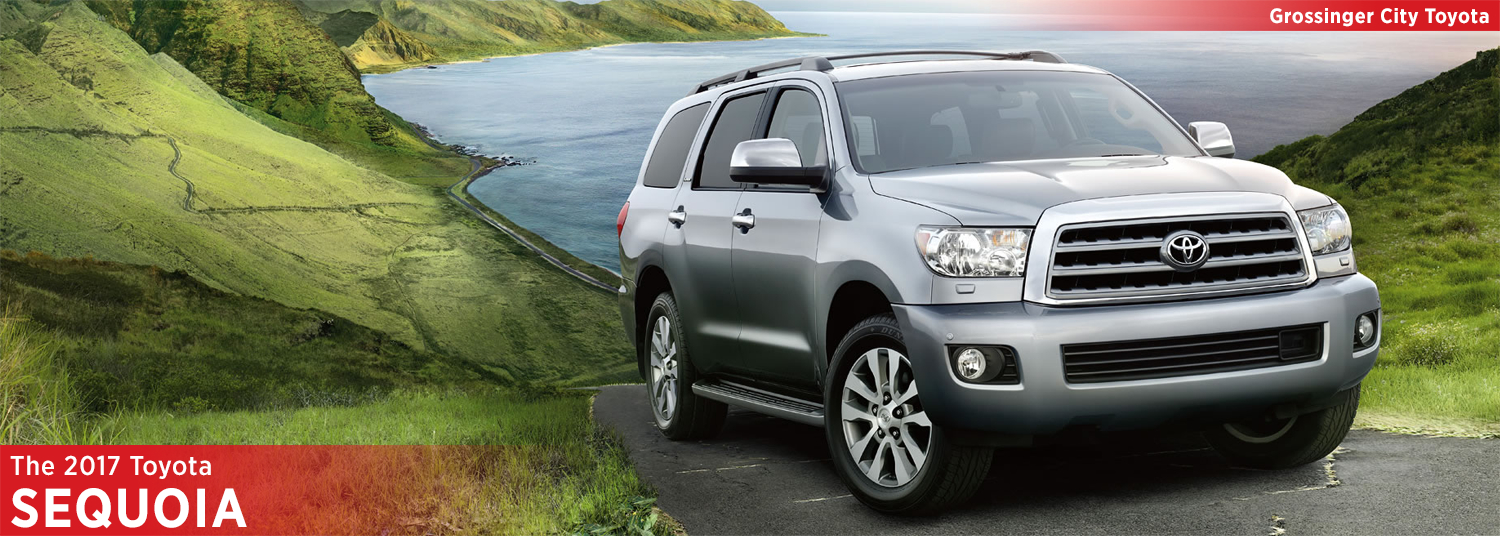 2017 Toyota Sequoia Model Information In Chicago, IL