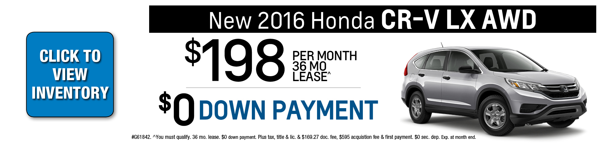 Nice 2017 Honda Cr V Lease Special Chicago Il Area New Deals