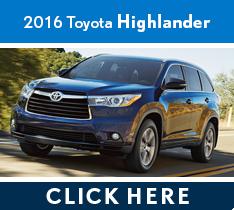 Click to Compare The 2016 Hyundai Santa Fe vs Toyota Highlander