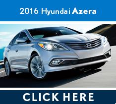 Click to compare the 2016 Hyundai Sonata & 2016 Azera models in Palatine, IL