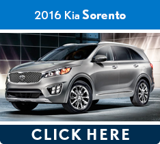 Click to Compare The 2016 Hyundai Santa Fe vs Kia Sorento
