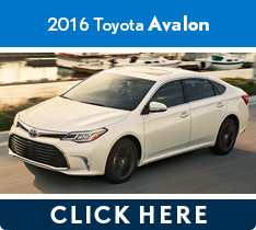 Click to compare the 2016 Hyundai Genesis & 2016 Toyota Avalon models in Palatine, IL