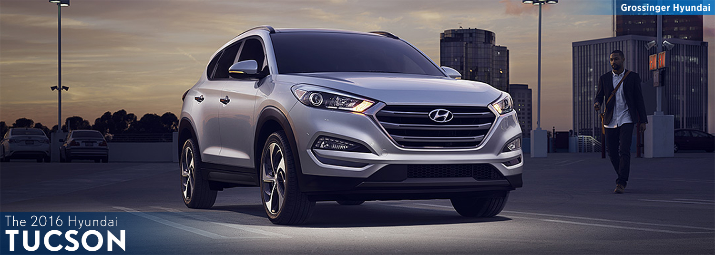 New 2016 Hyundai Tucson Features