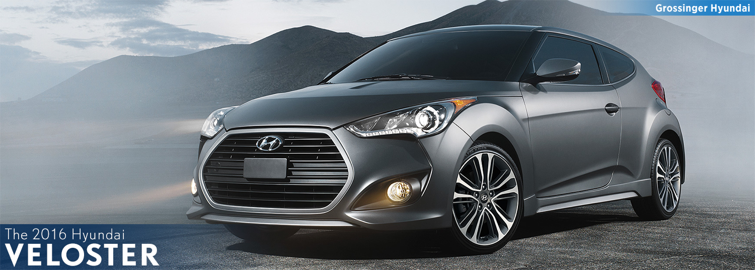 Research the new 2016 Hyundai Veloster model in Palatine, IL