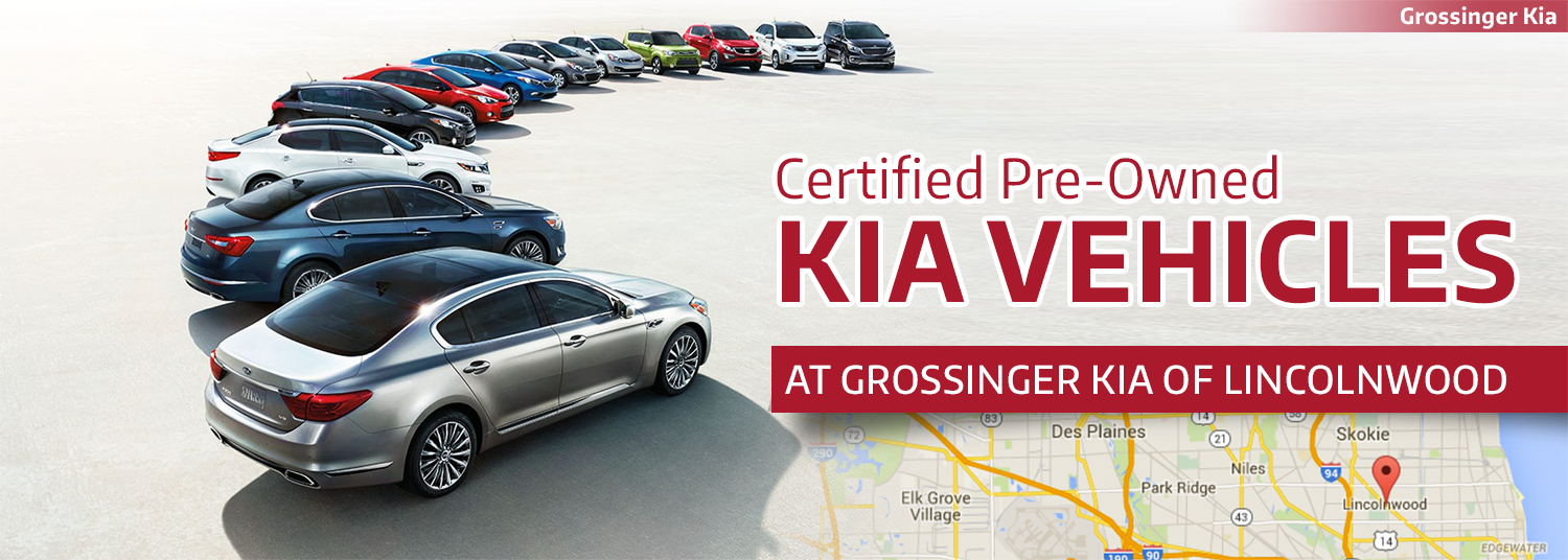 Used Vehicles For Sale Grossinger Kia