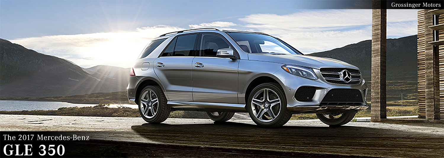 Mercedes benz gle 350 suv research model information for Mercedes benz suv models