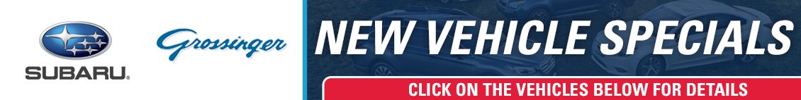 Click on the vehicles below to see how you can save with Grossinger Subaru in Normal, IL