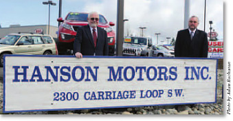 Hanson Motors in Olympia, WA