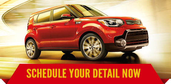 Schedule Your Detail Service at Hanson Kia in Olympia, WA