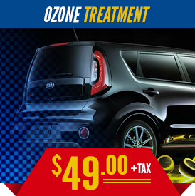 Kia Ozone Treatment Detail Service in Olympia, WA