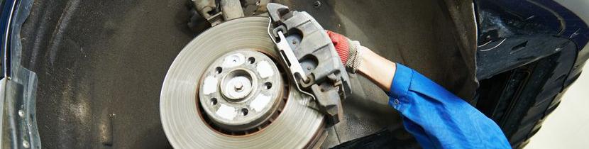 Kia rear brake pad replacement service information for Hanson motors service department