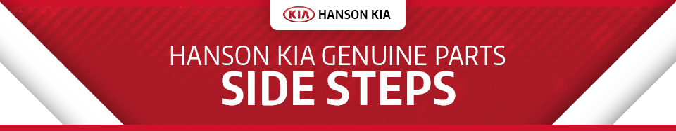 Research Our Side Steps Available at Hanson Kia in Olympia, WA
