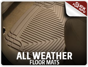 Learn more about Genuine Kia all-weather floor mats, available in Olympia, WA