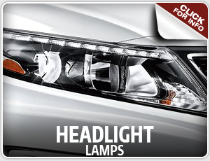 Click here to learn more about Genuine Kia headlight lamps, available in Olympia, WA