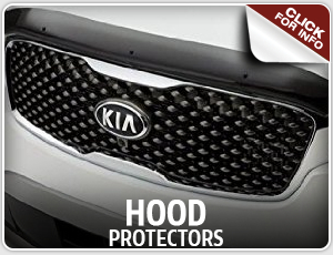 Click here to learn more about Genuine Kia Hood Protector, available in Olympia, WA