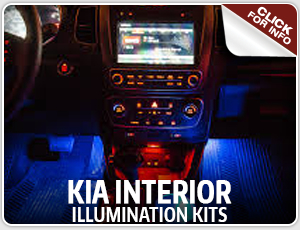 Click here to learn more about Genuine Kia Interior Illumination Kit, available in Olympia, WA