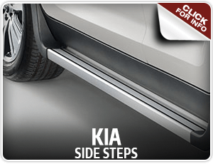 Learn more about side steps at Hanson Kia in Olympia, WA