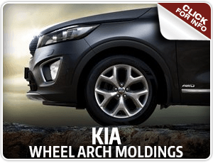 Learn more about Genuine Kia Wheel Arch Moldings, available in Olympia, WA