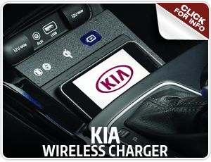 Learn more about Genuine Kia Wireless Charger, available in Olympia, WA