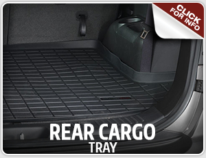 Click here to learn more about Genuine Kia rear cargo trays, available in Olympia, WA