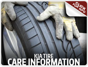Click to view our Kia Tire Care Service FAQ serving Olympia, WA