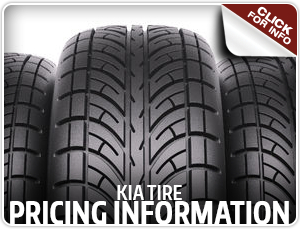Click to view our Kia Tire Pricing Service FAQ serving Olympia, WA