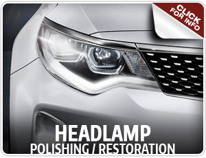 Click to view our headlamp polishing & restoration service information at Hanson Kia in Olympia, WA
