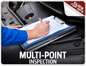 Click to view our multi-point inspection service at Hanson Kia in Olympia, WA