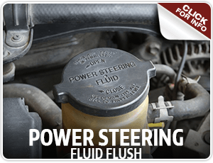 Click to view our power steering fluid flush service information at Hanson Kia in Olympia, WA