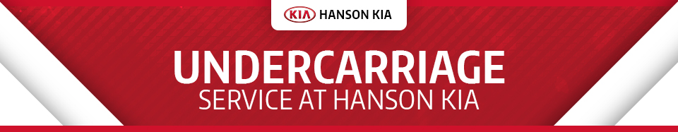 Kia Undercarriage Service Information in Olympia, WA