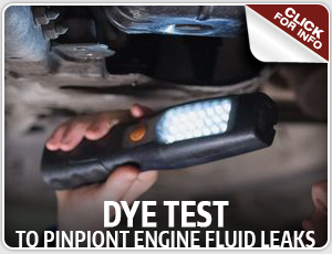 Click to research our Kia dye test fluid leak service available in Olympia, WA