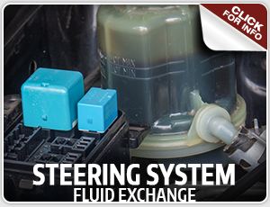 Click to research our Kia steering system fluid exchange service available in Olympia, WA