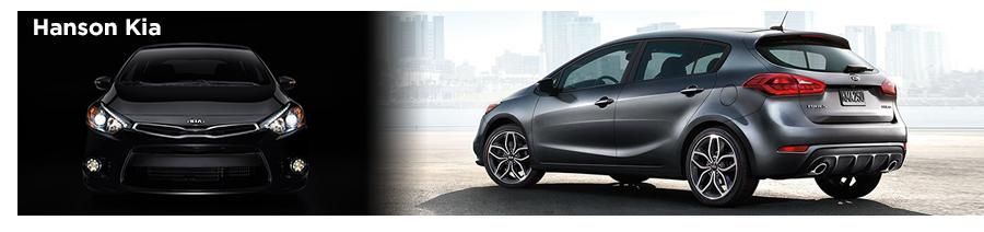 New 2015 kia forte5 model information compact sedan for Hanson motors used cars