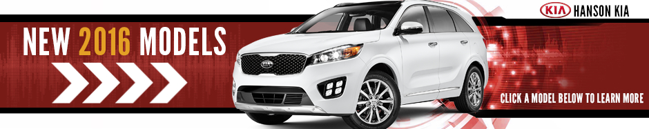 New 2016 Kia Model Information in Olympia, WA