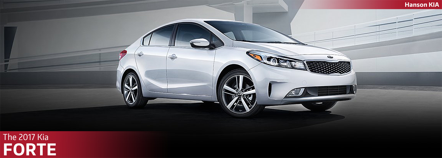 Olympia Auto Mall >> 2017 Kia Forte - model features & details research information | Olympia Car Sales