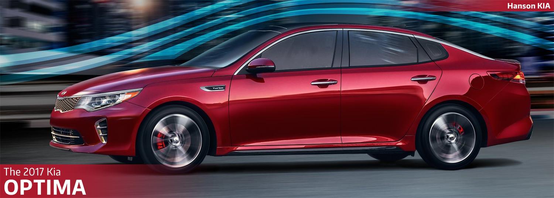 2017 kia optima model details olympia wa for Hanson motors used cars
