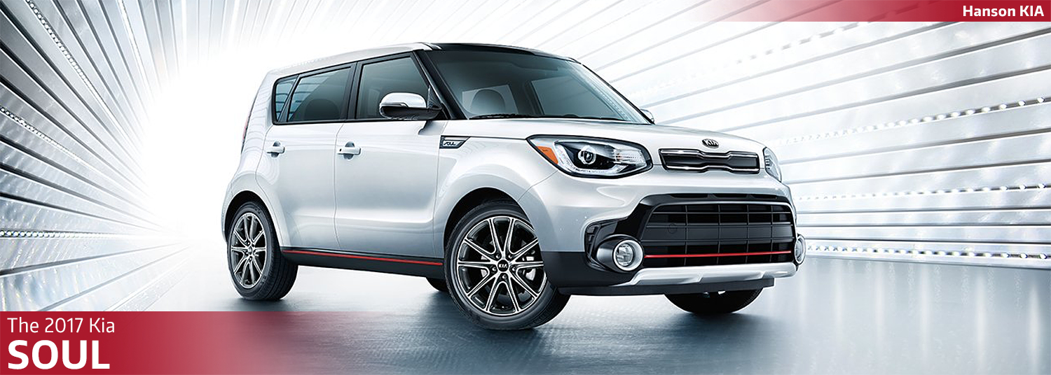 Olympia Auto Mall >> 2017 Kia Soul Model Information | Small SUV Research | Olympia, WA