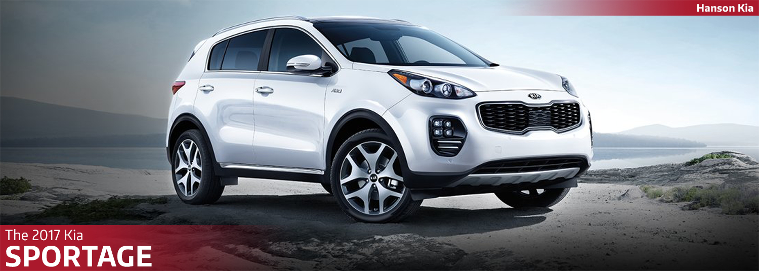 Olympia Auto Mall >> 2017 Kia Sportage Features & Details Information | Olympia Car Sales