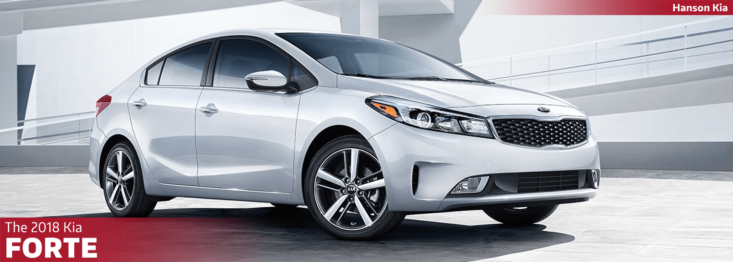Research the new 2018 Kia Forte model in Olympia, WA